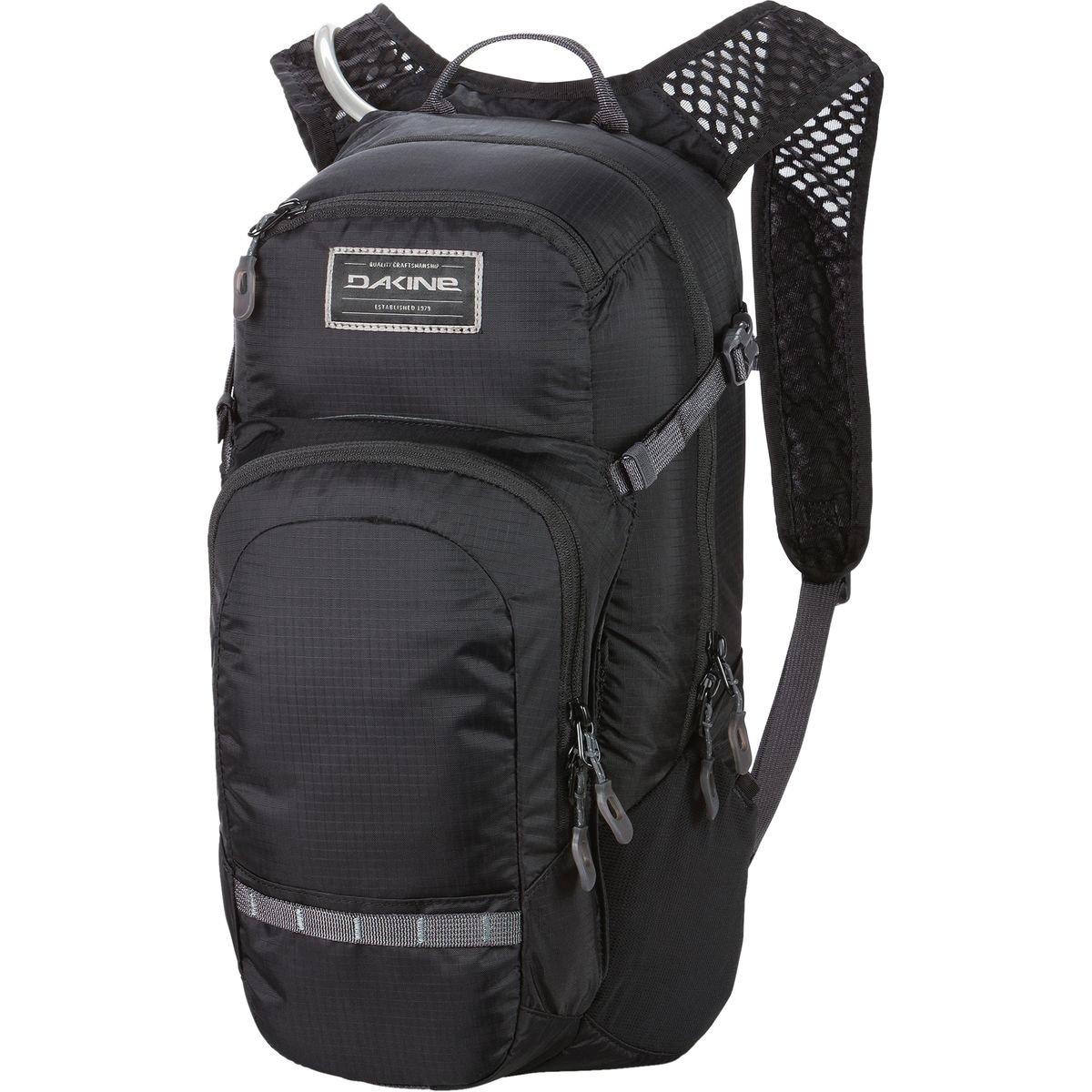 Dakine Men's Session 16L Bike Hydration Backpack, Black, OS