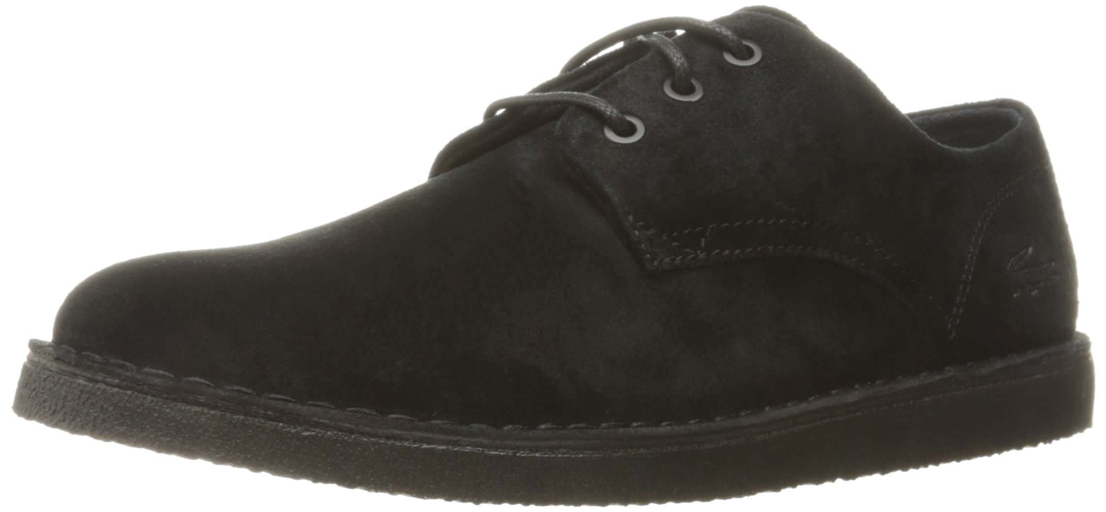 Lacoste Men's Bradshaw 316 1 Cam Oxford, Black, 10 M US