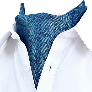 Amazon.com: TIFENNY Moda Bufanda para Hombre Impresión Tira ...