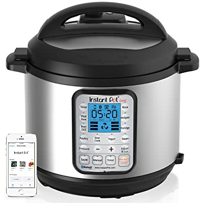 Instant Pot IP-Smart Bluetooth-Enabled Multifunctional Pressure Cooker Review
