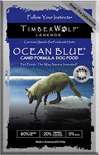 Timberwolf Ocean Blue Legend