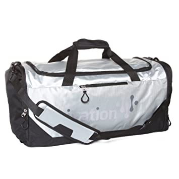 269956ee4953 Sports Gym Duffel Bag 100% Water Repellent Polyester Ideal for Gym Fitness  Camping Track Traveling & More