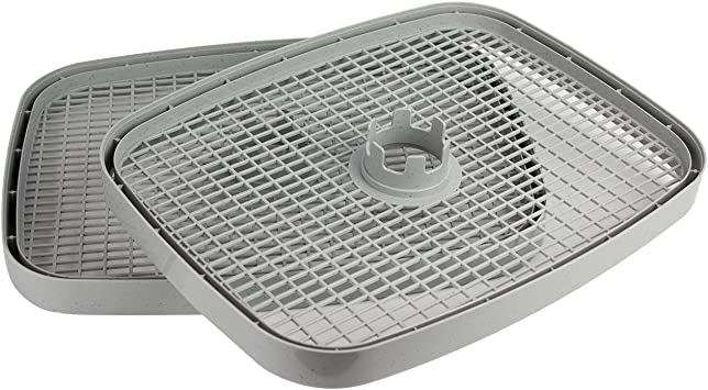 Chard Dehydrator 6 Stackable Dehydrator Trays Replacement Trays For Chard 5DST-2