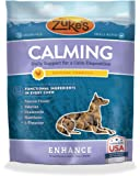 Zuke's 1 Pouch Chicken Formula Enhance Calming Functional Chews For Dogs