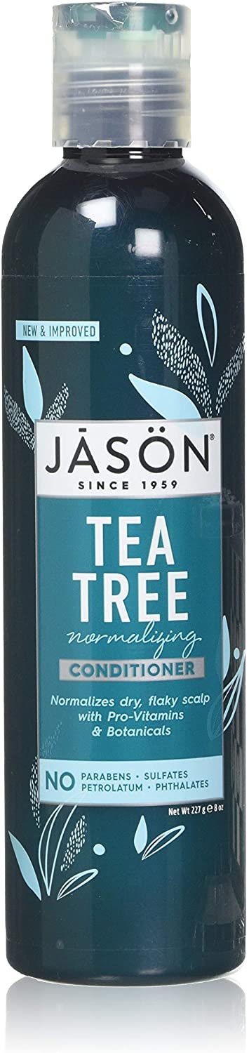 Jason Natural Cosmetics, Conditioner Tea Tree Oil, 8 Ounce