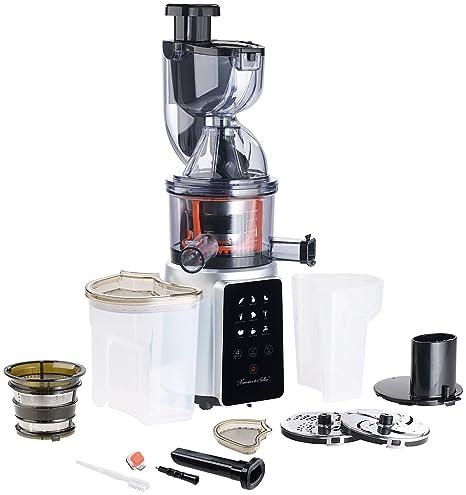 Rosenstein & Söhne Zumo de: 3 in1 para máquina de Slow Juicer ...