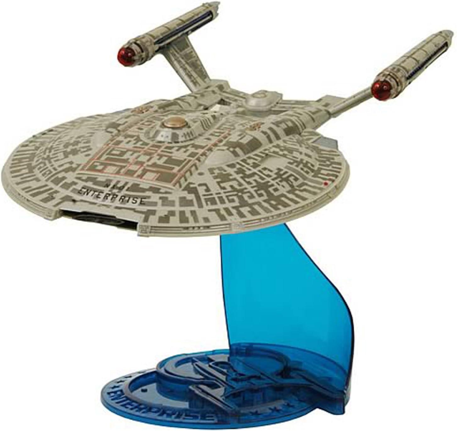 acrylic display stand for Diamond Select Enterprise NX-01 Star Trek