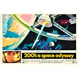 2001 A Space Odyssey Movie Poster 36x24