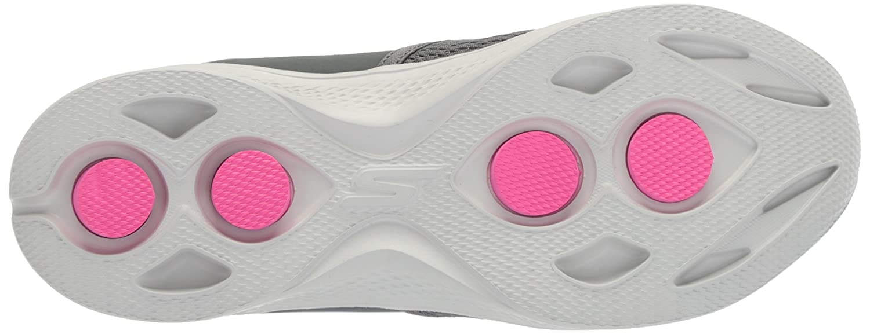 Skechers Women's Go Walk 4-Attuned Sneaker B073GDG1Y3 11 B(M) US|Charcoal