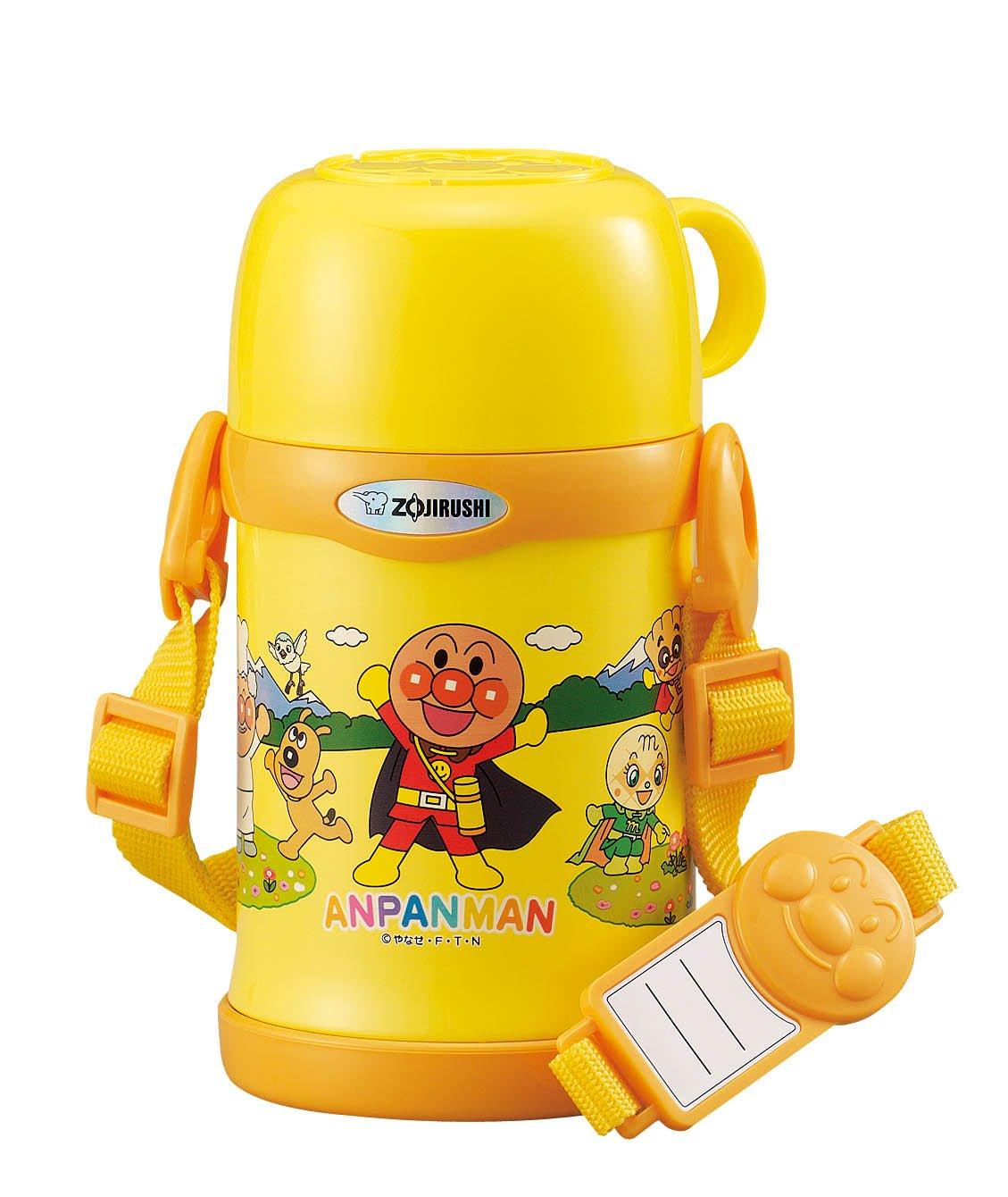 アンパンマンの水筒でごきげんに!おすすめ商品と選び方のコツとは?