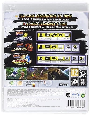 Naruto Shippuden Ultimate Ninja Storm Collection: Amazon.es ...