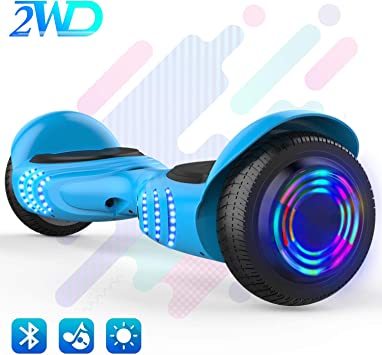 2WD Hoverboard 6.5 Q2 Scooter eléctrico Patinetes eléctricos Self ...