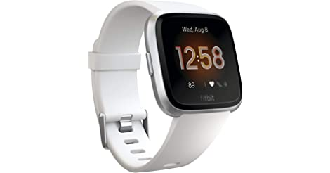 Fitbit Versa Lite Edition Smart Watch (S & L bands included) only $119.95
