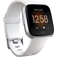 $137 Get Fitbit Versa Lite Edition Smart Watch, One Size (S & L bands included)