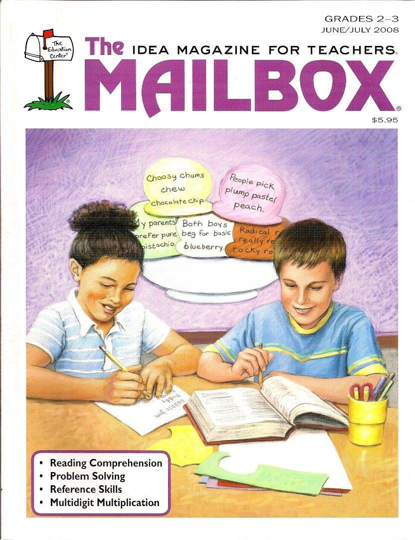 The Mailbox - Grades 2-3 - June/July 2008 (Idea Magazine For Teachers, Volume 30 - Number 3) pdf epub