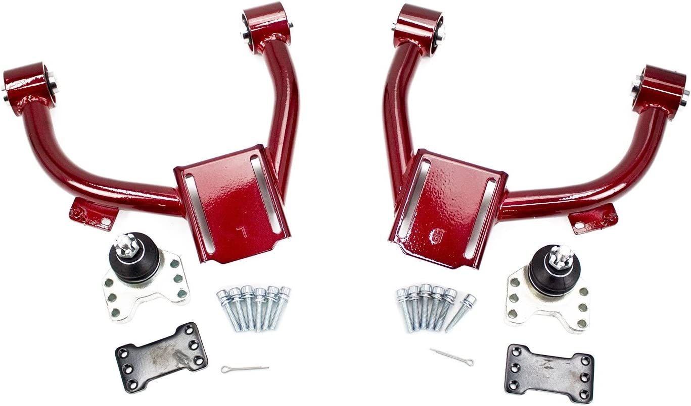 Adjustable Toe Rear Lateral Arms With Spherical Bearings AK-140-A CP Set of 2 Godspeed fits Honda Accord 2008-16
