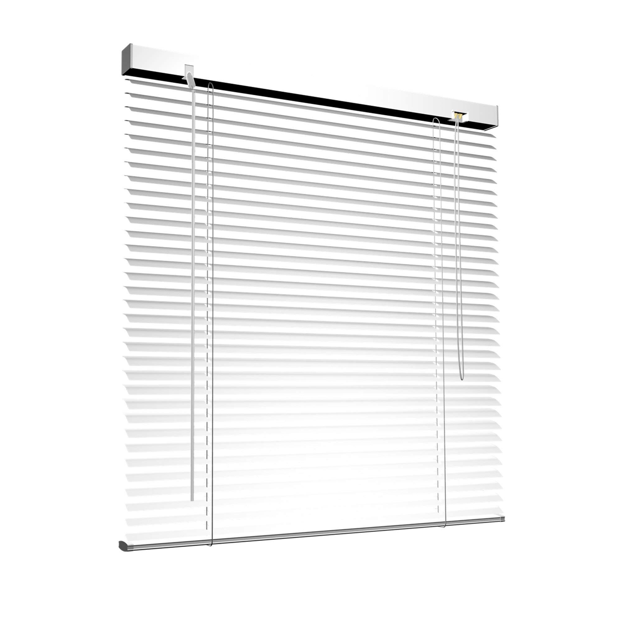 Victoria M - Persiana de aluminio, 150 x 175 cm, Blanco product image