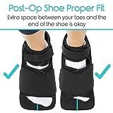 Vive Post Op Shoe - Lightweight Medical Walking