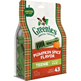 GREENIES Pumpkin Spice Dog Dental Chew