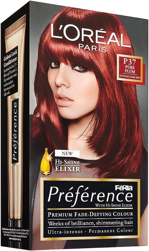 L Oreal Paris – Preference hair color Premium Color