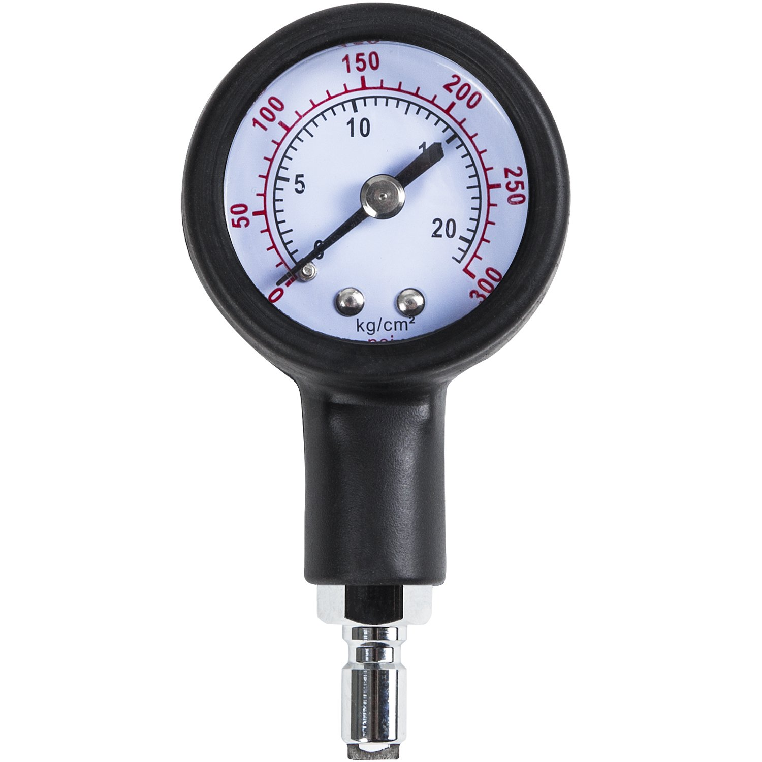 IST CT-3 Ruggedized Intermediate Pressure Checker with BC Hose Connector