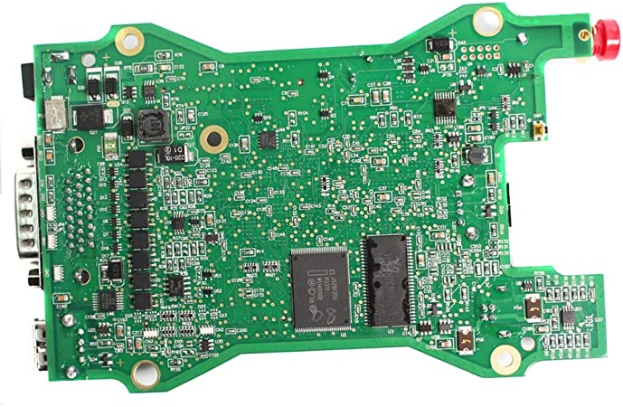 RISHENG La /última Herramienta de diagn/óstico VCM 2 Vianos VCM2 IDs V101 V96 V86 V86 V86 VCM para Frd//M-azda VCMII OBD2 esc/áner,vcmllplactls