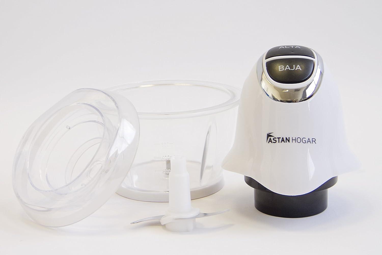 Procesador Eléctrico de Alimentos Mod.: Ninja Food. Picadora ...
