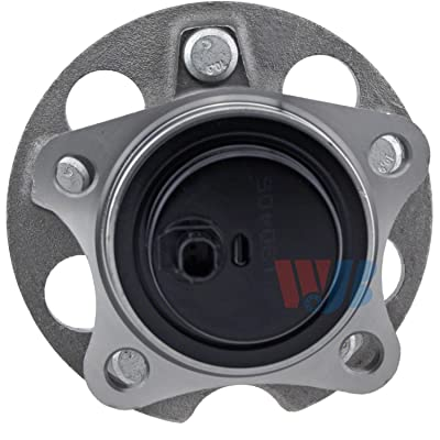 WJB WA512420 - Rear Right Wheel Hub Bearing Assembly - Cross Reference: Timken HA590287 / Moog 512420 / SKF BR930797: Automotive