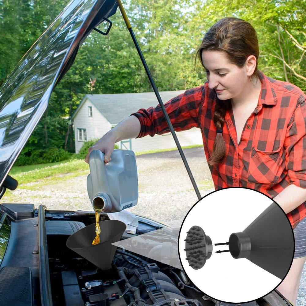 Rouge Grattoir Pare Brise Grattoir Voiture ratique Pare-Brise en Forme de c/ône Magique Pelle /à Neige pour grattoir /à Glace pour SUV Voitures AMEU Grattoir Vitre Voiture camions
