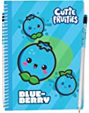 """Scentco Sketch & Sniff Scented Sketchbooks (8.3"""" x 5.8"""") (Blueberry)"""