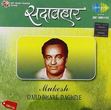 mukesh dard bhare nagme