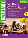 Get ready practice book German for class-X (Part 1)