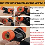 Kutrick Boosted Board Kevlar Belts for Boosted