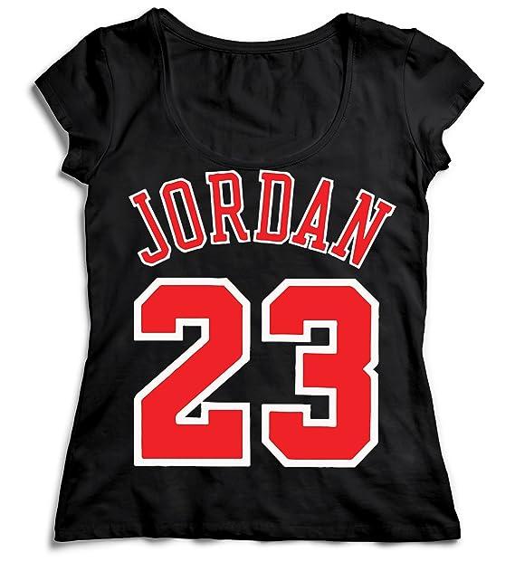 Camiseta Basketball T Shirt Number Jordan 23 Mymerchandise KlJc1F