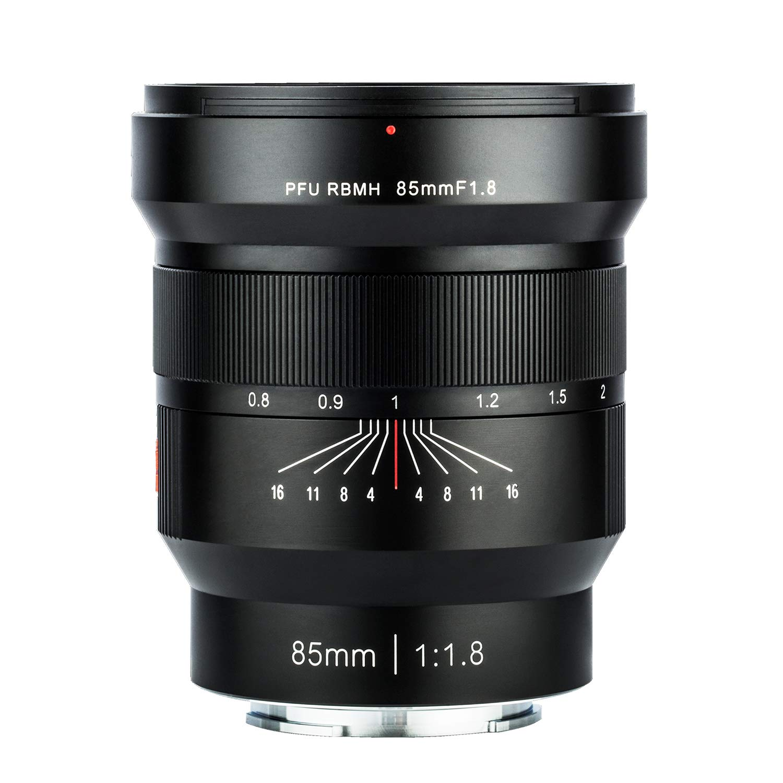Amazoncom Viltrox 85mm F18 Lens Full Frame Manual Focus Medium