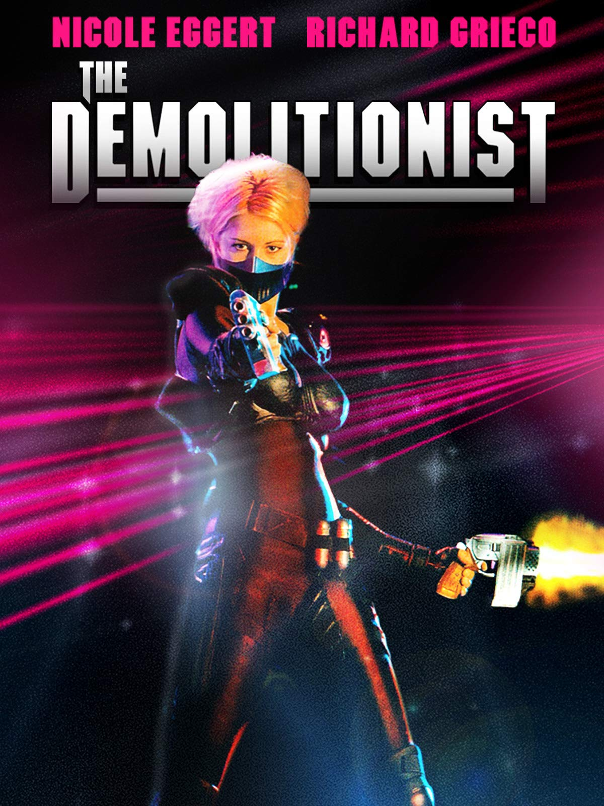 Amazon.com: The Demolitionist (1995): Nicole Eggert, Bruce ...