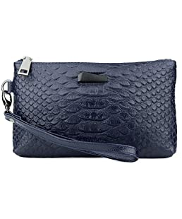 Women Clutch Bag Purse Mini Ladies Wallet Clutch Bag Beautiful Lovely Mobile Phone Bag Blue
