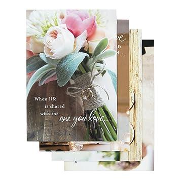 Amazon.com: dayspring boda Tarjetas de felicitación W ...