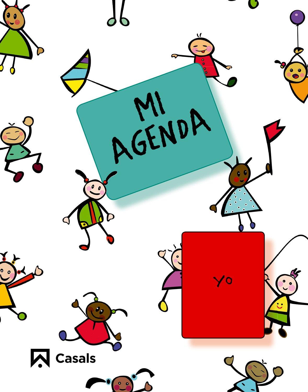 Mi agenda - 9788421853573: Amazon.es: Vv.Aa.: Libros