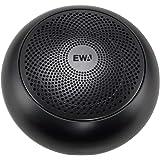 EWA A110mini ポータブルスピーカー Bluetooth TWS 【コンパクト/TWS機能対応/エッジ付きドライバー/大音量/Micro SDカード対応】 (ブラック)