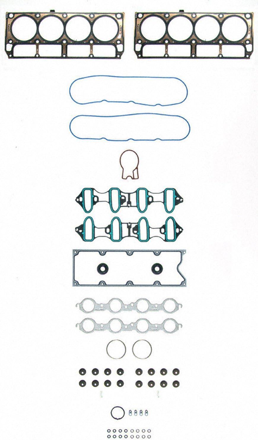 Fel-Pro HS26192PT-2 Cylinder Header Gasket Set