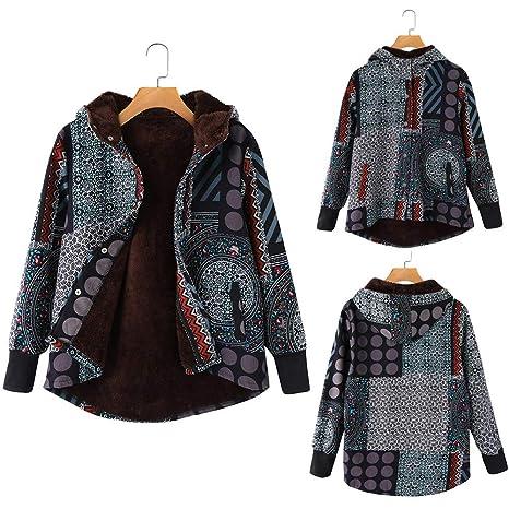 Manteau Femme,Xinantime Veste d'hiver à Manches Longues Pour