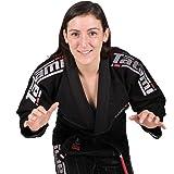 Tatami Fightwear Ladies Estilo 6.0 Premium BJJ Gi - F3 - Black/Gray