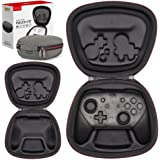 Sisma Game Controller Holder Case for Official Nintendo Switch Pro Controller, Heavy Duty Protective Cover Hard Shell Pouch F