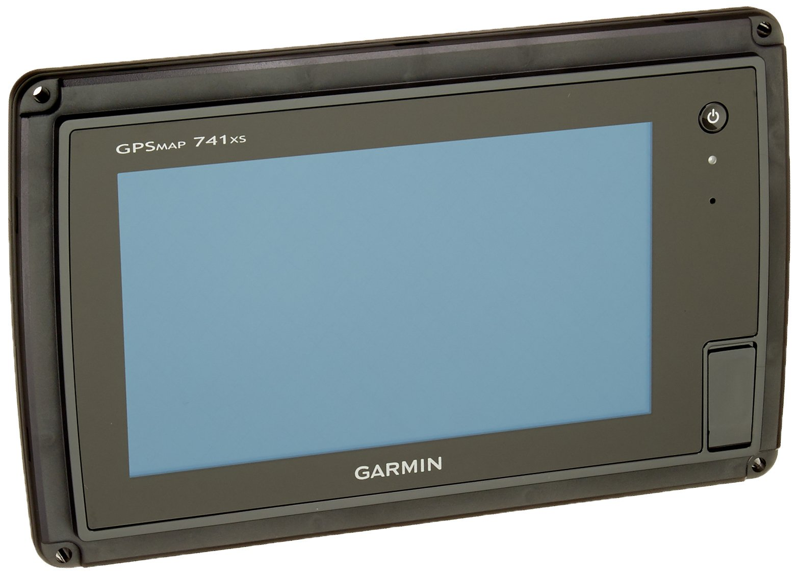 Garmin GPSMAP 741xs without Transducer Includes Worldwide Base by Garmin