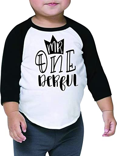 boy shirt Birthday Shirt ONEderful shirt birthday boy First Birthday Shirt One T SHirt 1st Birthday Mr