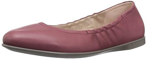 0e7b4a22 ECCO Shoes Women's Incise Enchant Ballerina Ballet Flats