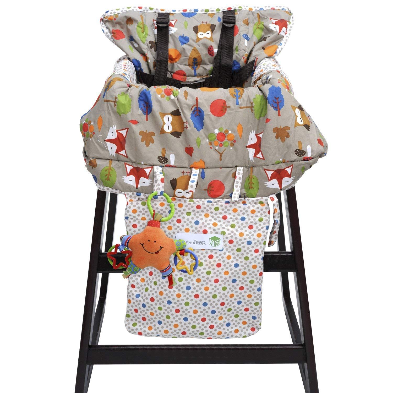 newborn shopping cart cover