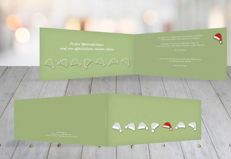 Kartenparadies Grußkarte Weihnachten Grußkarte Mützenreihe, hochwertige Weihnachtsgrüße als Weihnachtskarte Weihnachtskarte Weihnachtskarte (Format  215x105 mm) Farbe  MattRotOrange B01N9R51EI | Schenken Sie Ihrem Kind eine glückliche Kindheit  | Modern Und  c5fed7