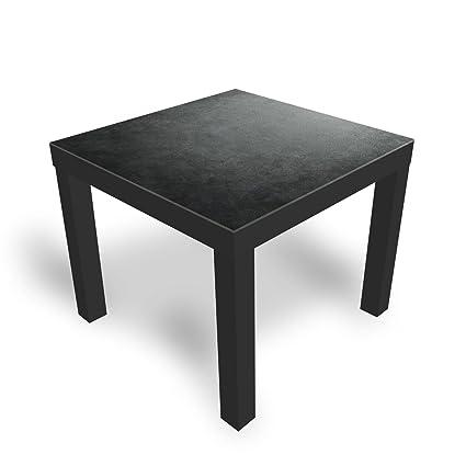 Tavolo Cucina Con Piano In Granito.Dekoglas Ikea Lack Tavolino Da Salotto Con Piano In Vetro